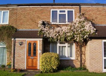 Thumbnail 2 bed terraced house to rent in Fairfield Close, Radlett