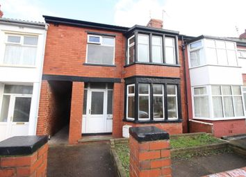 Thumbnail 4 bedroom terraced house for sale in Peel Avenue, Blackpool