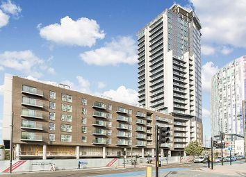 Thumbnail 1 bedroom flat for sale in Stratford Riverside, London