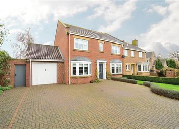 Thumbnail 4 bed semi-detached house for sale in Clarkes Croft, Dishforth, Thirsk