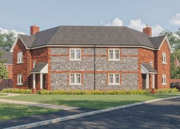 Thumbnail 3 bedroom semi-detached house for sale in Burndell Road, Yapton