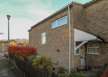 Thumbnail 4 bed end terrace house for sale in Bute Court, Haverhill