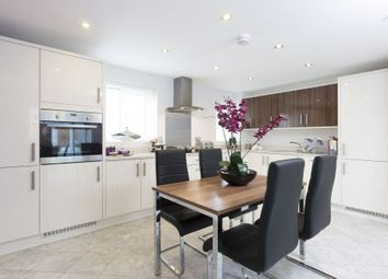 "Thumbnail 2 bedroom flat for sale in ""Alcester"" at Godric Road, Newport"