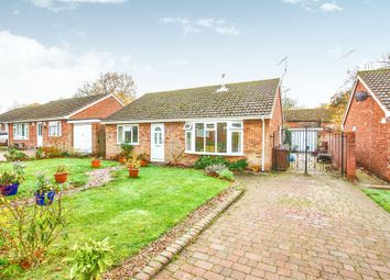 Thumbnail 3 bedroom detached bungalow for sale in Peakhall Road, Tittleshall, King's Lynn