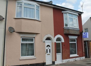 Thumbnail 3 bedroom end terrace house for sale in Meyrick Road, Portsmouth