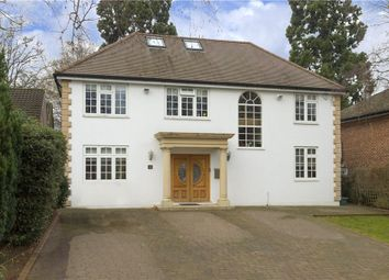 Thumbnail 7 bed detached house for sale in Henley Drive, Coombe Hill
