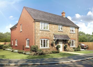 Thumbnail 4 bed detached house for sale in Wardentree Lane, Pinchbeck