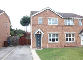 Thumbnail 3 bedroom semi-detached house for sale in Mast Drive, Hull