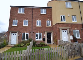 Thumbnail 4 bed town house for sale in Catherines Walk, East Anton, Andover