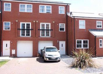 Thumbnail 3 bed town house for sale in Admiral Gardens, Bispham, Blackpool