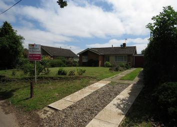 Thumbnail 2 bed detached bungalow for sale in Knapton Road, Trunch, North Walsham