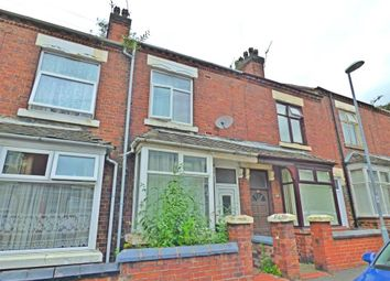 Thumbnail 2 bed terraced house to rent in Harcourt Street, Shelton, Stoke-On-Trent