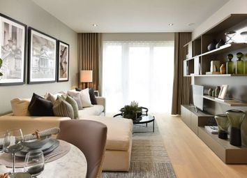 Thumbnail 1 bed flat for sale in Burlington Lane, Chiswick