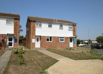 Thumbnail 2 bed semi-detached house for sale in Bridgemere Road, Eastbourne