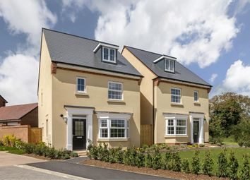 "Thumbnail 5 bed detached house for sale in ""Reigate"" at Priorswood, Taunton"