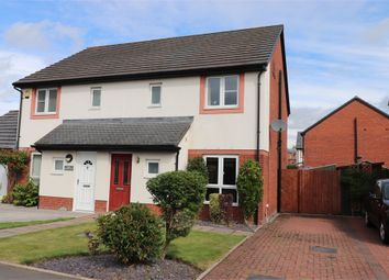 Thumbnail 3 bed semi-detached house for sale in Sycamore Drive, Longtown, Carlisle, Cumbria