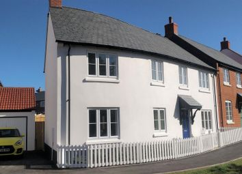 Thumbnail 3 bedroom semi-detached house for sale in Willow Walk, Chickerell, Weymouth