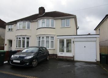 Thumbnail 3 bed semi-detached house to rent in Alma Avenue, Tipton