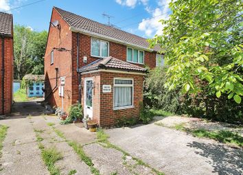 Thumbnail 3 bed semi-detached house for sale in St Mary's Drive, Pound Hill, Crawley, West Sussex