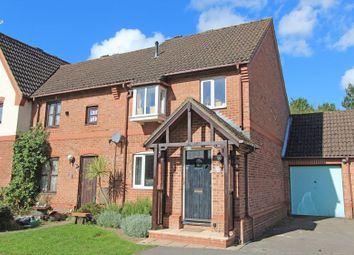 Thumbnail 3 bed end terrace house for sale in Denbigh Close, Totton, Southampton