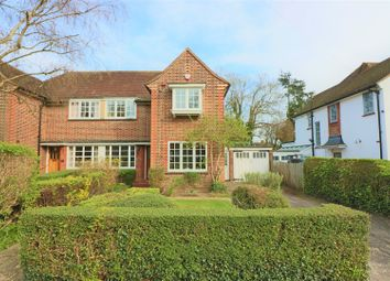 Thumbnail 4 bedroom semi-detached house for sale in Hallam Gardens, Pinner