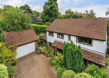 Thumbnail 5 bed detached house for sale in Rockfield Close, Oxted, Surrey