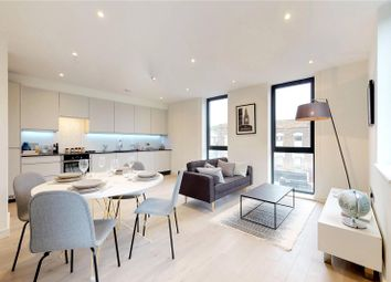Thumbnail 2 bed flat for sale in Clapton Passage, London