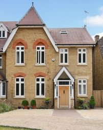 Thumbnail 5 bed semi-detached house to rent in St. Catherines Road, Frimley, Camberley