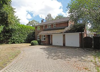 Thumbnail 4 bed detached house for sale in Manor Drive, Cuckfield, Haywards Heath