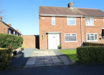 Thumbnail 3 bedroom semi-detached house for sale in Burholme Close, Ribbleton, Preston