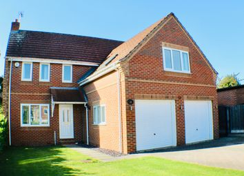 Thumbnail 4 bedroom detached house for sale in The Avenue, Harlington, Doncaster