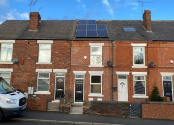 2 bed terraced house for sale in Station Road, Halfway, Sheffield S20