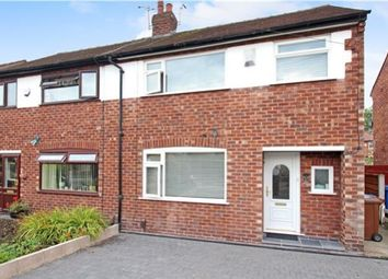 Thumbnail 3 bed semi-detached house for sale in Lighthorne Road, Cheadle Heath