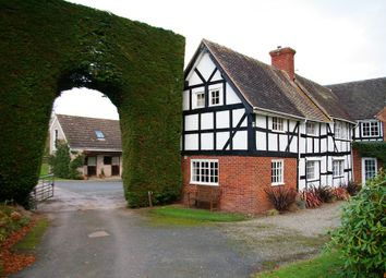 Thumbnail 2 bed semi-detached house to rent in Bannals Lane, Stoke Bliss, Tenbury Wells