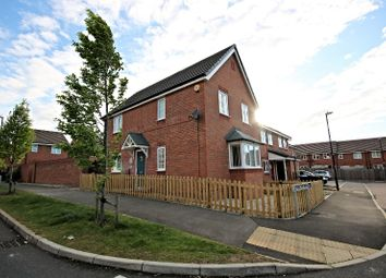 Thumbnail 3 bed link-detached house for sale in Cossington Road, Coventry