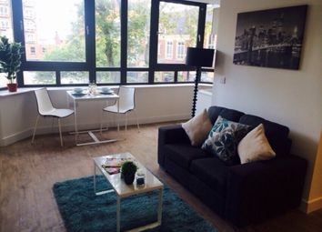Thumbnail 1 bed flat for sale in Nelson Square, Bolton
