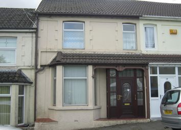 Thumbnail 3 bed terraced house for sale in Maesygraig Street, Gilfach