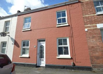 Thumbnail 2 bed terraced house for sale in Cecil Road, St Thomas, Exeter, Devon