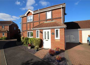 Thumbnail 3 bed detached house for sale in The Becketts, Stowmarket, Suffolk