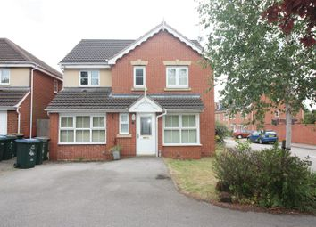 Thumbnail 4 bed detached house for sale in William Kirby Close, Coventry