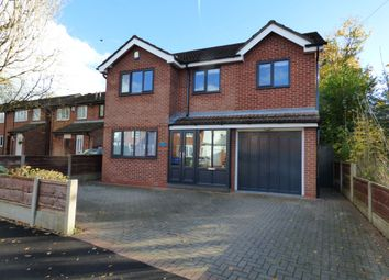 Thumbnail 4 bed detached house for sale in Maple Close, Stockport