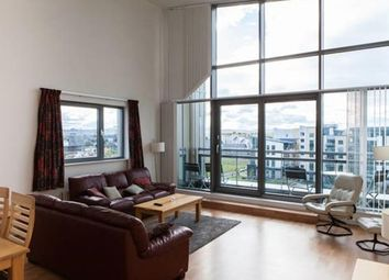 Thumbnail Serviced flat to rent in Western Harbour Midway, Edinburgh
