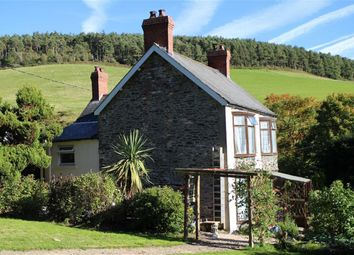 Thumbnail 4 bed detached house for sale in Llanafan, Aberystwyth