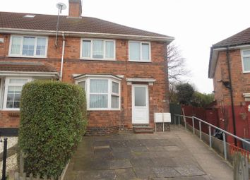 Thumbnail 1 bed flat to rent in Flavells Lane, Yardley, Birmingham