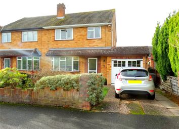 Thumbnail 3 bed semi-detached house for sale in Links View Crescent, Worcester, Worcesershire