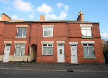 Thumbnail 2 bedroom property to rent in Vicarage Street, Earl Shilton, Leicester
