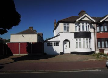 Thumbnail 3 bed end terrace house for sale in Melford Avenue, Barking