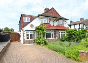 Thumbnail 4 bed semi-detached house for sale in Frensham Road, New Eltham