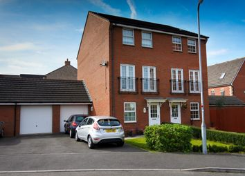 Thumbnail 3 bed semi-detached house for sale in Grosmont Way, Newport, Newport