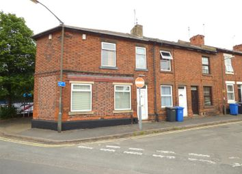 Thumbnail 3 bedroom end terrace house for sale in Selborne Street, Derby